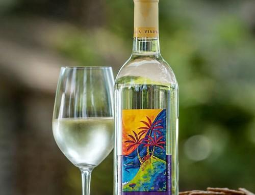 Wine Label Design – Maui Splash