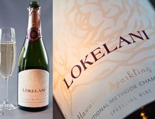 Wine Label Design – Lokelani