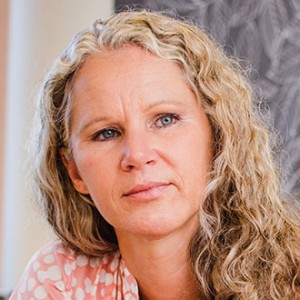 Petra Weggel, President of Graphic Design Studio