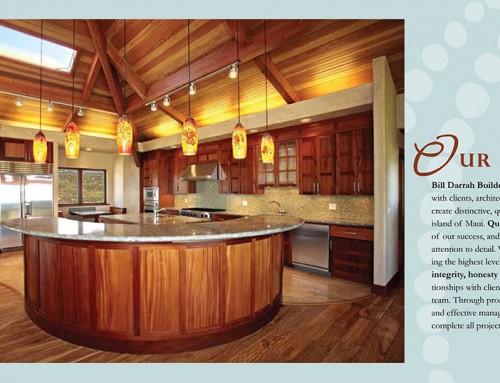 Brochure Design – Bill Darrah Builders