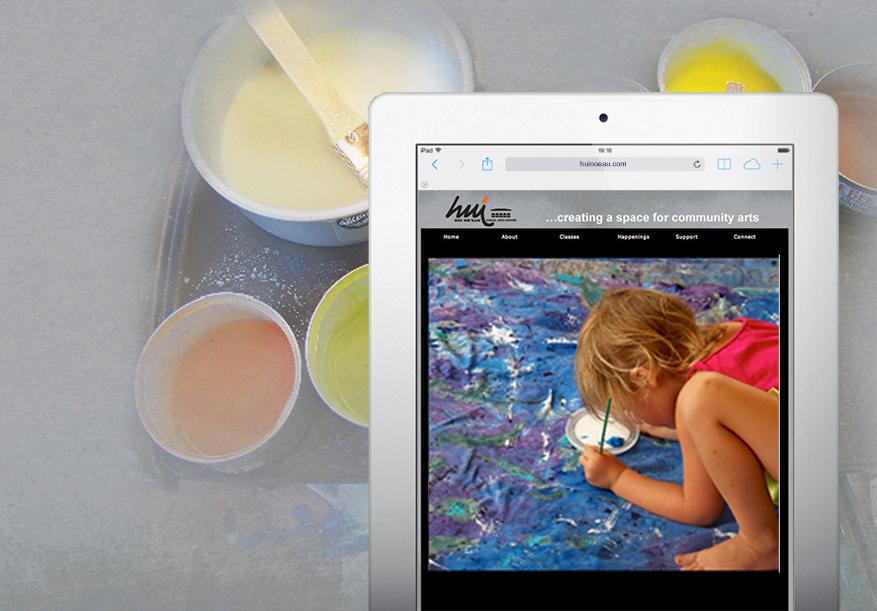 Hui No'eau Website Design & Development