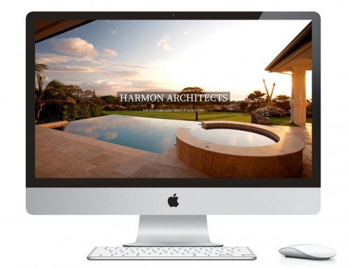 Website Design – Harmon Architects