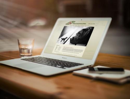 Website Design – Maui Veterinary Clinic