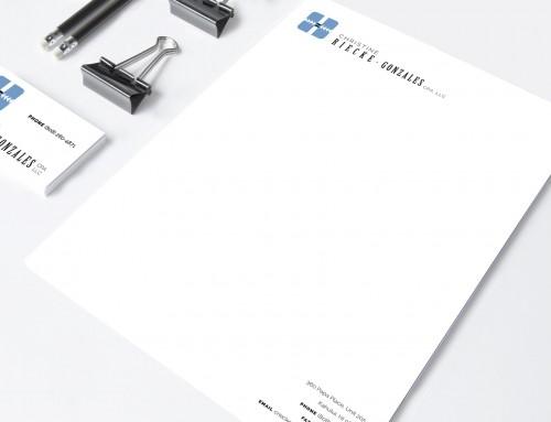 Logo Design – Riecke-Gonzales, CPA
