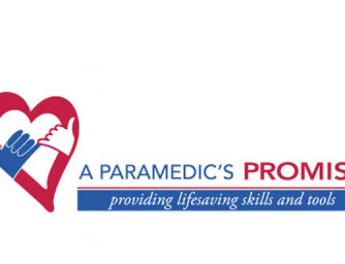 Logo Design – A Paramedic's Promise