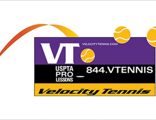 Brand Development – Velocity Tennis