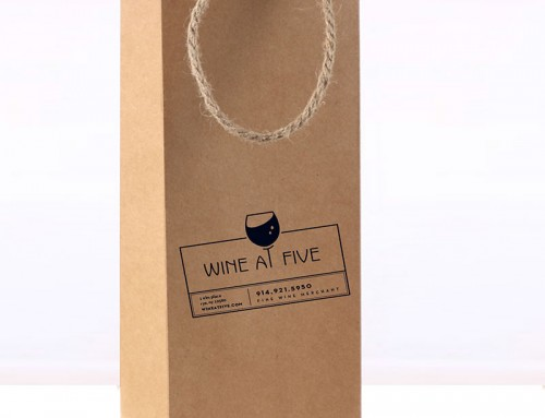 Branding – Wine at Five